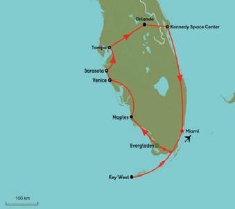 Rundreise Das Beste Floridas