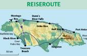 Jamaika Rundreise und Baden