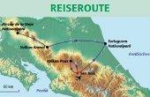 Costa Rica Rundreise und Baden