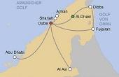 Rundreise Arabische Eindrücke
